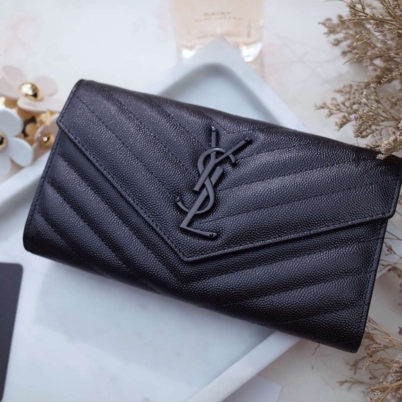 Yves Saint Laurent Handbags - ❌SOLD❌Authentic ysl wallet